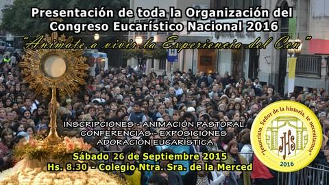 Congreso Eucarístico de Tucumán2