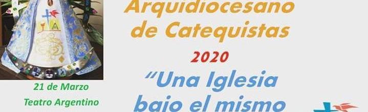 Encuentro Arquidiocesano de Catequesis (EAC) 2020