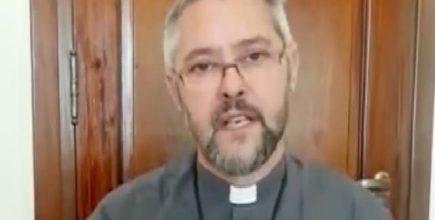 31-12-2019 Video Mensaje de fin de año y año nuevo de Mons. Scheinig a la comunidad arquidiocesana que peregrina en Mercedes- Luján