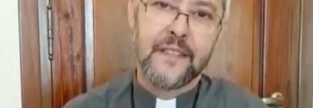 30-12-2019 Video Mensaje de fin de año y año nuevo de Mons. Scheinig a los jóvenes de la arquidiócesis