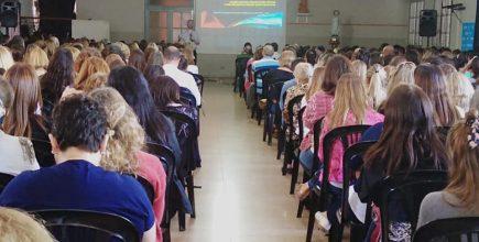 Primer Encuentro de Apertura Anual de la Comunidad Educativa – JUREC-