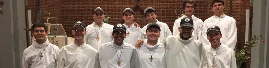 Los seminaristas de la arquidiócesis misionaron en San Andrés de Giles
