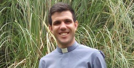 El seminarista Sebastián Ríos será ordenado diácono