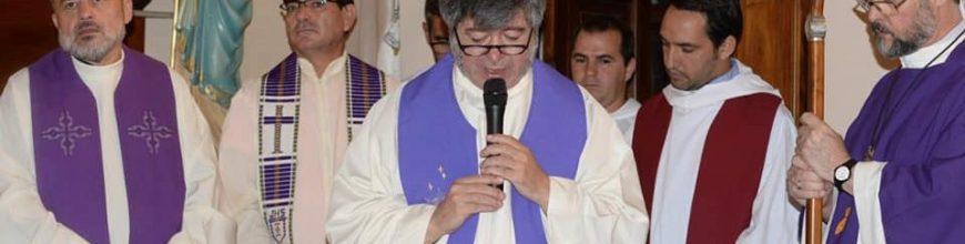 Inicio del ministerio pastoral del Pbro. Daniel Bevilacqua en San Cipriano de Gral. Las Heras