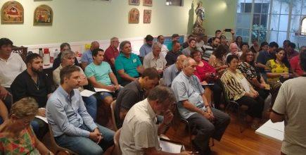 Primer Encuentro Anual Nacional de la Comisión Episcopal de Pastoral Social