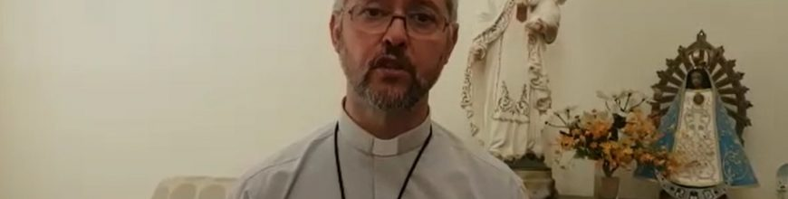 Mensaje de Mons. Jorge Eduardo Scheinig sobre la Situación Sanitaria de Público Conocimiento