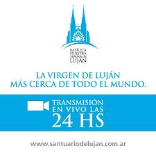Santuario de Luján. Transmisiones de la Santa Misa