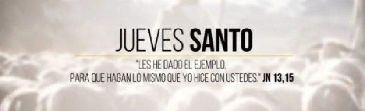 Jueves Santo, día del Sacerdote