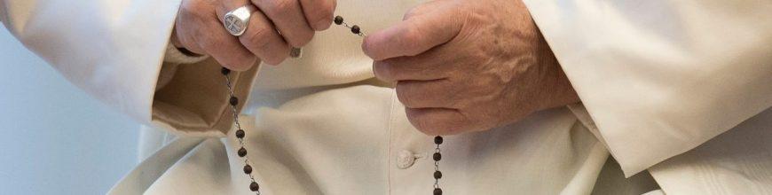Carta del Santo Padre Francisco a todos los fieles para el mes de mayo de 2020