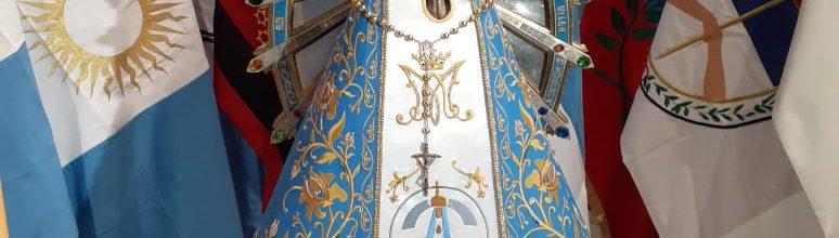Fiesta de Nuestra Señora de Luján, 8 de Mayo de 2020