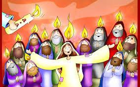 Preparación para la Fiesta de Pentecostés. Junta Arquidiocesana de Catequesis