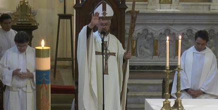 Nuestro Arzobispo Jorge Eduardo recibirá el palio arzobispal