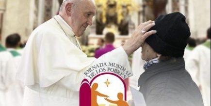 Mensaje del Papa Francisco para la IV Jornada Mundial de los Pobres