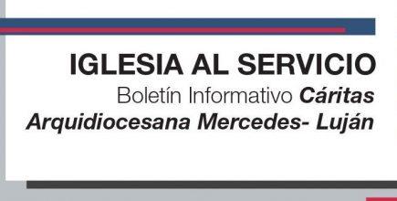 «Iglesia al Servicio», el Boletín de Cáritas Arquidiocesana