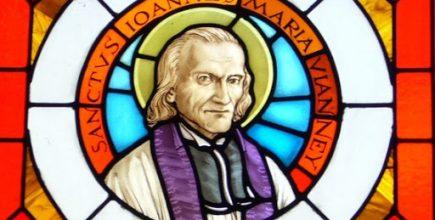 04 de Agosto Santo Cura de Ars, patrono de nuestro Seminario Arquidiocesano