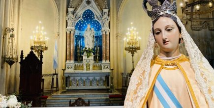 Fiestas Patronales de nuestra arquidiócesis con la presencia del  Nuncio Apostólico