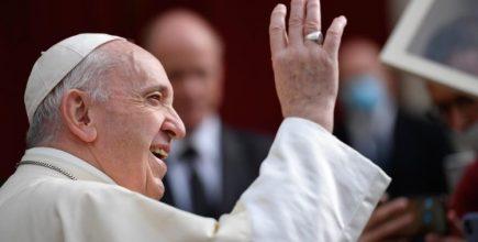 Catequesis del Papa Francisco. «Sanar el mundo». Preparar el mundo junto con Jesús que salva y cura