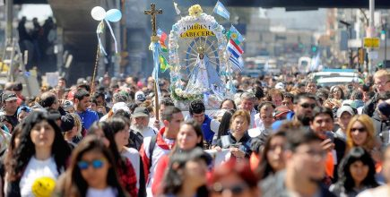 La Peregrinación a pie a Luján se realizará virtualmente