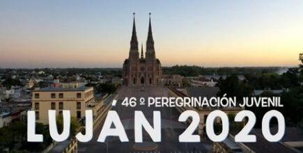 46º Peregrinación a Luján «Madre abrazanos. Queremos seguir caminando»