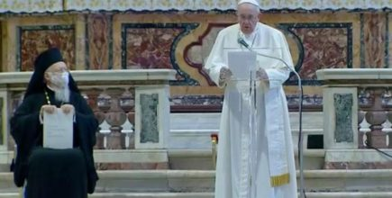 Homilía del Papa Francisco en ocasión del 34° Encuentro de Oración por la Paz