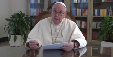 «Pacto Mundial de Educación. Juntos para mirar más allá». El mensaje del Papa Francisco