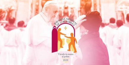 «Que en esta Jornada Mundial de los Pobres, nuestro corazón se llene de Dios, se llene de amor»