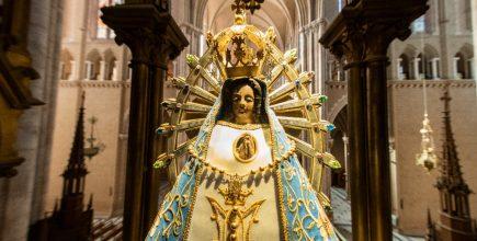 Como Iglesia Arquidiocesana cerramos el Año Mariano Nacional junto a nuestra Madre de Luján