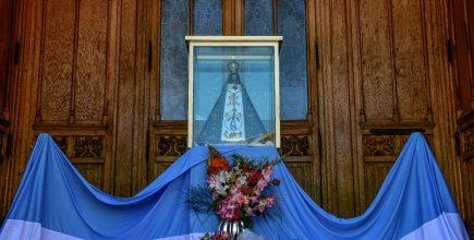 Como Iglesia Arquidiocesana cerramos el Año Mariano Nacional junto a nuestra Madre de Luján.