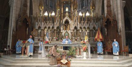 Misa por el cuidado y el respeto de la vida | Homilía de Mons. Oscar Ojea
