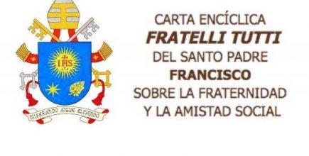 """La Santa Sede presentó un nuevo sitio web dedicado a la encíclica """"Fratelli tutti"""""""