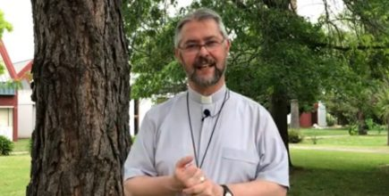 Mensaje de nuestro padre obispo +Jorge Eduardo a las y los docentes de la arquidiócesis