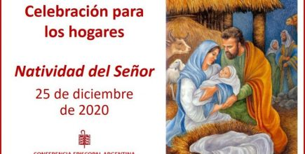 Celebrar y orar en tiempo de pandemia: Natividad del Señor