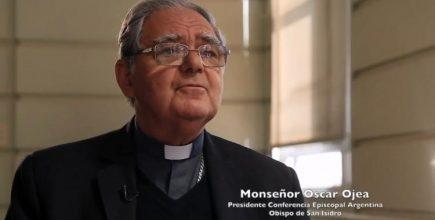 """Monseñor Ojea cerró los encuentros de """"Fratelli Tutti"""" organizados por la Pastoral Social de la arquidiócesis"""