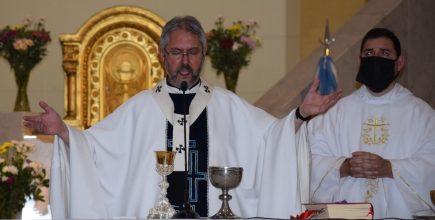 Inicio del ministerio pastoral del P. Pablo Vallés como nuevo párroco de San Ignacio de Loyola de Junín