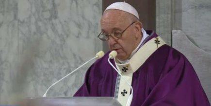 Miércoles de Ceniza | Homilía del Papa Francisco