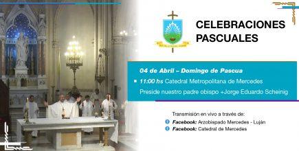 Domingo de Pascua. Catedral de Mercedes