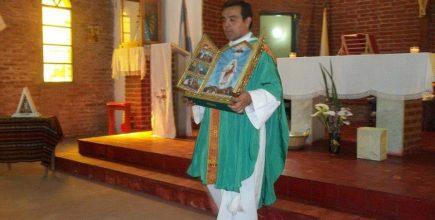 Comunicación sobre el fallecimiento del Pbro. Luis Rojas