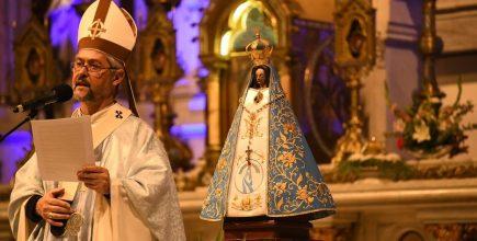 «María de Luján, Madre de nuestro pueblo». Homilía del Arzobispo Jorge Eduardo en el Día de Nuestra Señora de Luján