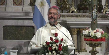 El Arzobispo presidió la Eucaristía del V Domingo de Pascua