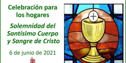 SENALI | Material celebrativo para la solemnidad del Cuerpo y Sangre de Cristo