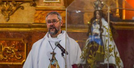 Misa por los enfermos y fallecidos de Covid en Moquehuá y Carmen de Areco