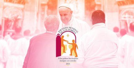 Mensaje del Papa Francisco para la V Jornada Mundial de los Pobres