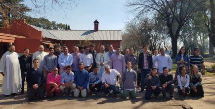 La Fraternidad Divina Providencia en Mercedes cumplió 9 años
