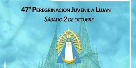 47° Peregrinación juvenil a Luján