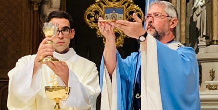 El diácono Mario Roldán será  ordenado sacerdote el próximo 4 de diciembre en Lobos