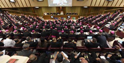 Documento preparatorio «Por una Iglesia sinodal: comunión, participación y misión»