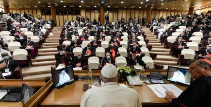 Sínodo 2021 – 2023 | Momento de reflexión al inicio del Proceso Sinodal