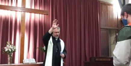 Acto de Acción de Gracias en el 137º Aniversario del inicio de la Misión Evangélica Metodista en Mercedes.