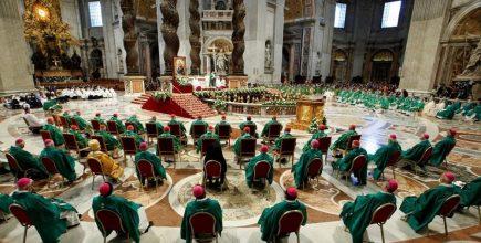 Sínodo 2021 – 2023 | Homilía del Papa Francisco en la Misa de Apertura del Sínodo de los Obispos