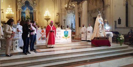Como Iglesia de Mercedes Luján, iniciamos la Fase Diocesana del Sínodo 2021-2023.